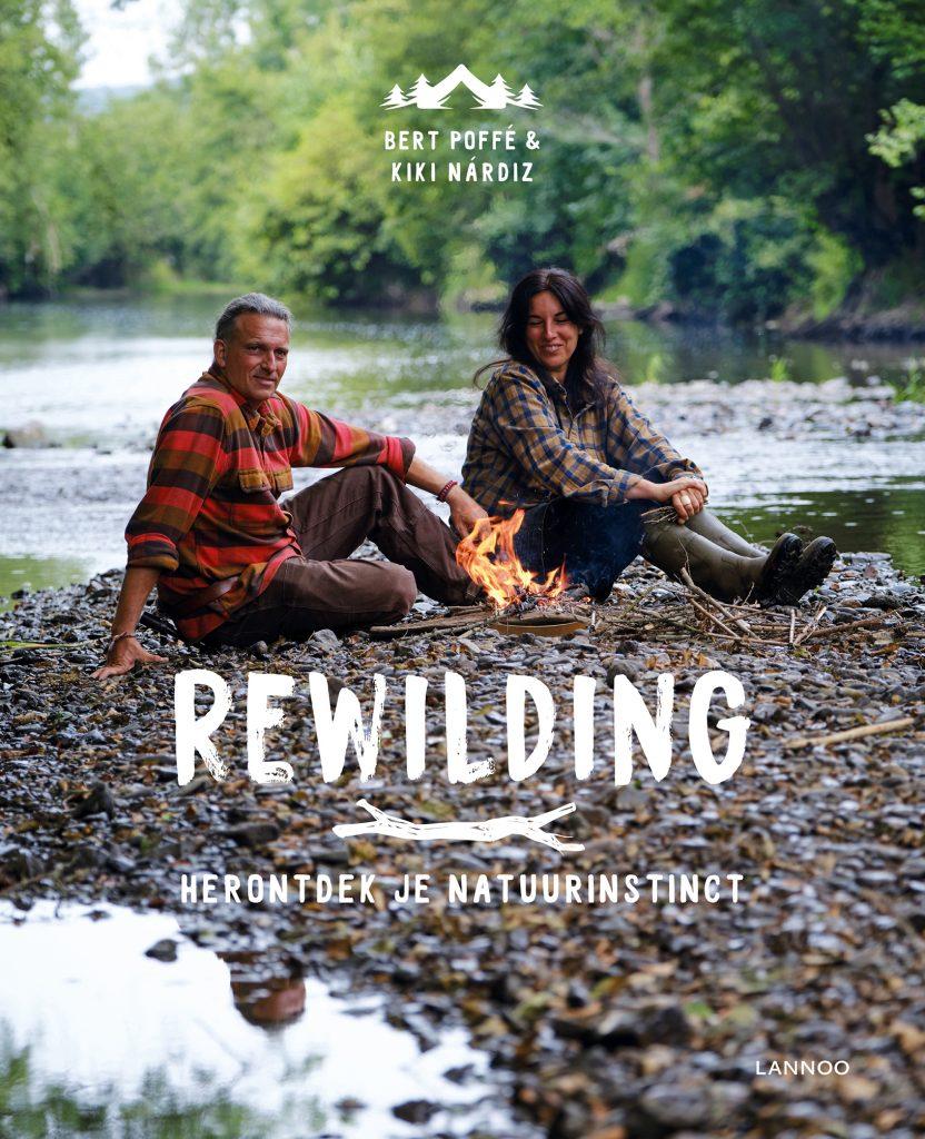 Het boek Rewilding - Herontdek je natuurinstinct.